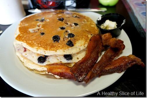 Charleston- mt pleasant- Page's Okra Grill pancakes