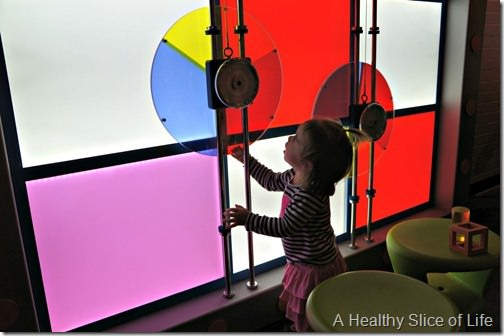 discovery place charlotte- colors