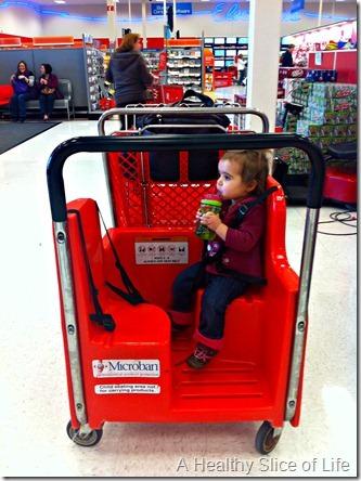 target toddler cart