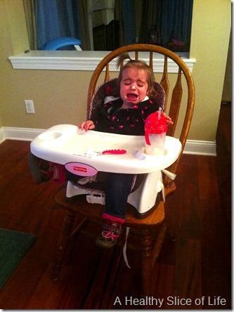 teething toddler meal