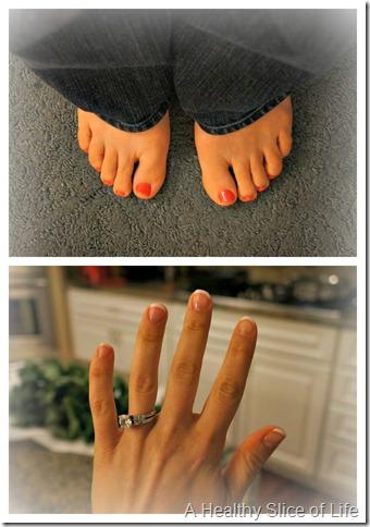 vacation prep- nails