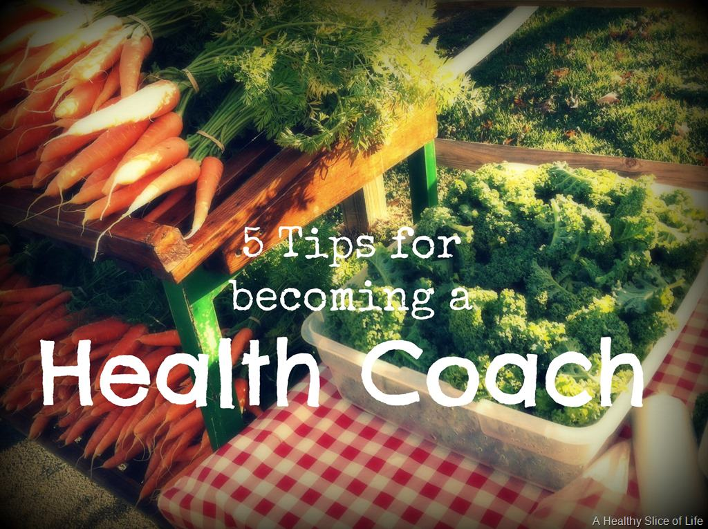 5 Things You May Not Know About Becoming a Health Coach