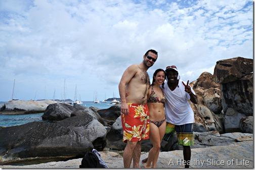 BVI sailing- Virgin Gorda- The Baths- captain reon