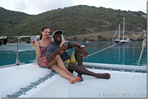 Festiva- BVI Sailing- captain Reon