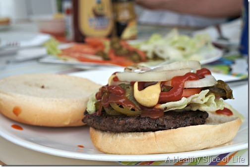 Festiva- BVI Sailing- hamburger