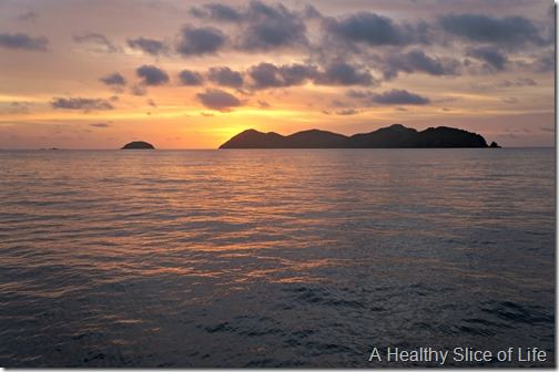 Festiva- BVI Sailing- morning view
