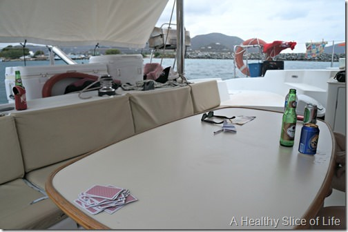 Festiva- BVI Sailing- outside