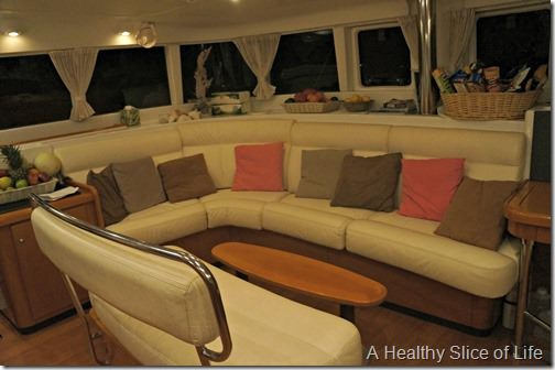 Festiva- BVI Sailing- salon