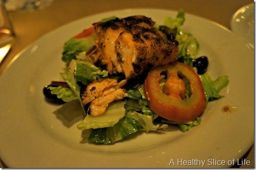 bonefish grill salmon salad