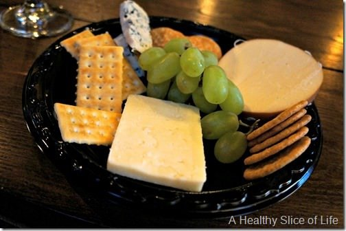 corkscrew birkdale cheese plate