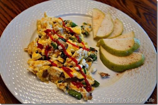 wiaw- just add plants- breakfast