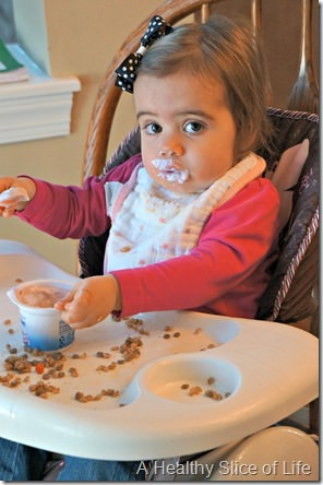 munchkin meals- 18 months old- yogurt