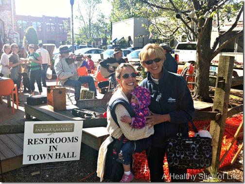 weekend- davidson farmers market