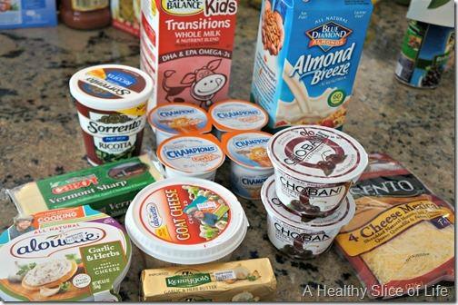 weekend- grocery- dairy