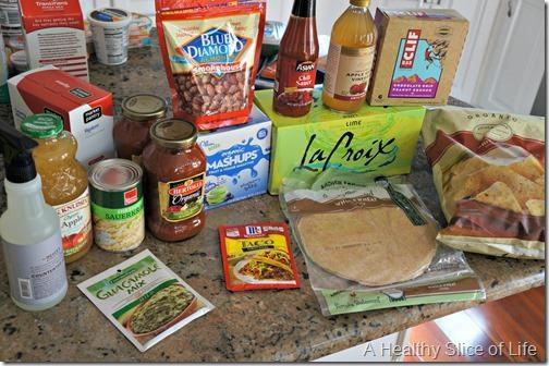 weekend- grocery- pantry