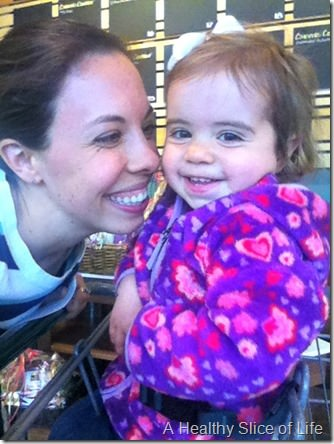 whole foods shopping- with hailey