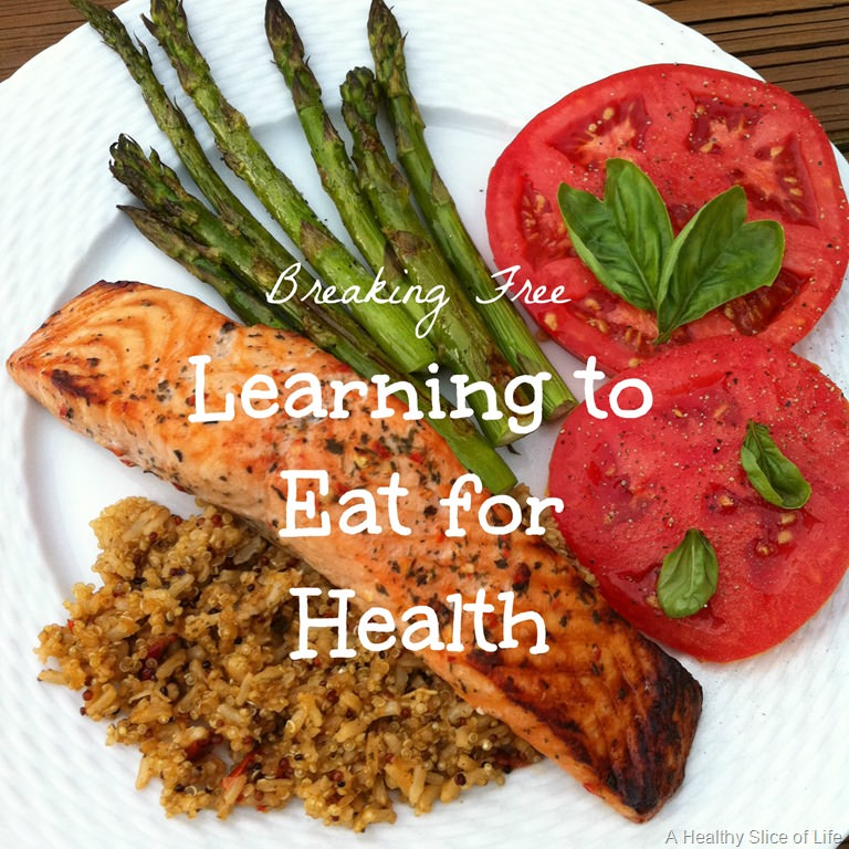 Breaking Free from Numbers: Eating for Health