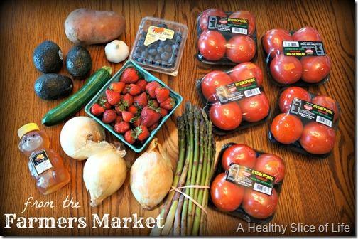 jeans plan- farmers market