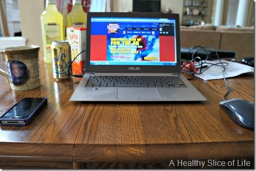 what i ate wednesday- acv