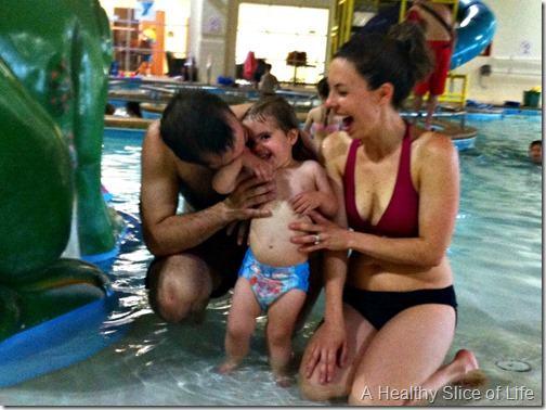 what i ate wednesday- family swim