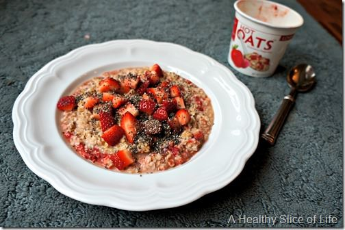 what i ate wednesday- love grown oats