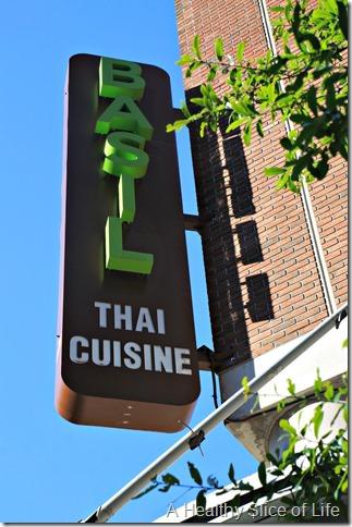yolo- Basil Thai Cuisine Charlotte NC