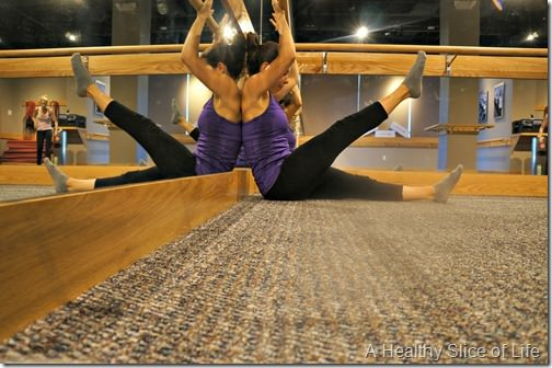Pure Barre Lake Norman- the moves
