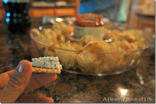 food snob- party snacks