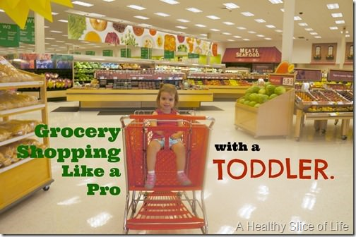 grocery shopping with a toddler- 2