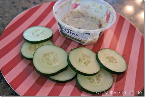new products- Otria greek yogurt feta dill dip