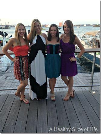 part 2 girls trip to boston- girls at legal harborside