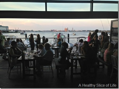 part 2 girls trip to boston- harborside bar