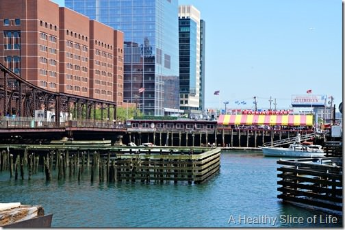 part 2 girls trip to boston- the barking crab