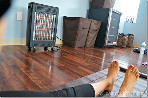 return to hot yoga- charlotte family yoga heater