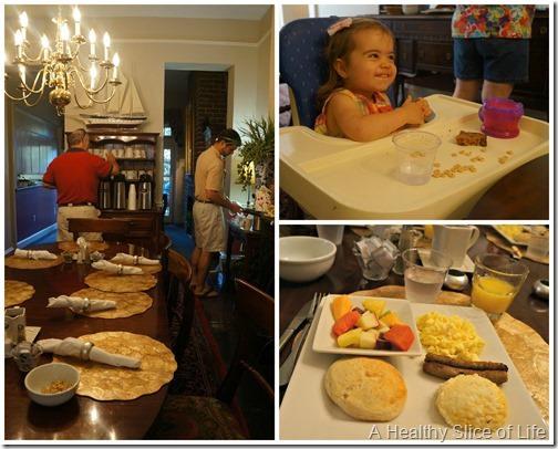 savannah- bed and breakfast