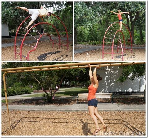 savannah- playground