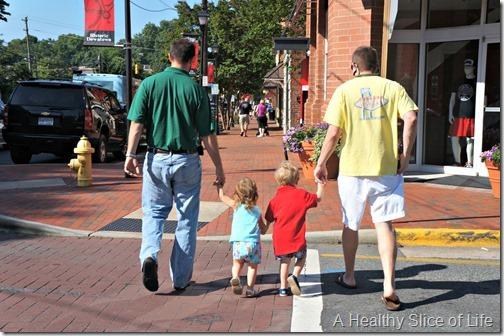 summer weekend- dads