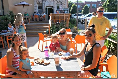summer weekend- davidson farmers market