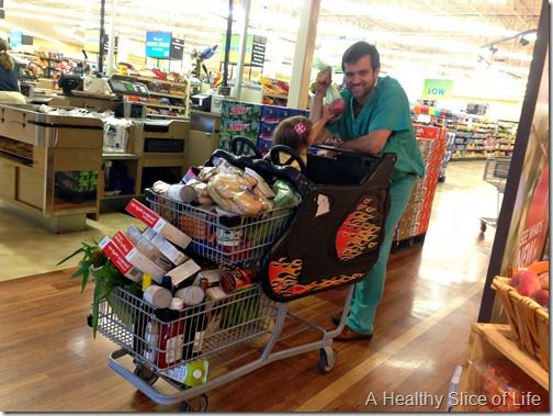 4th of July- groceries