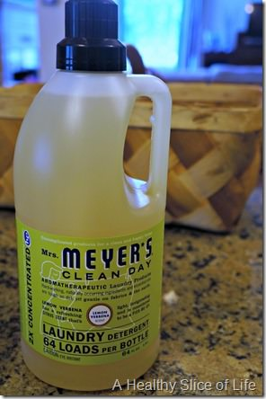 Meyer's clean day laundry
