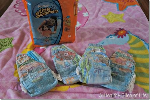 Toddler Pool and Beach Bag- Huggie's Little Swimmers