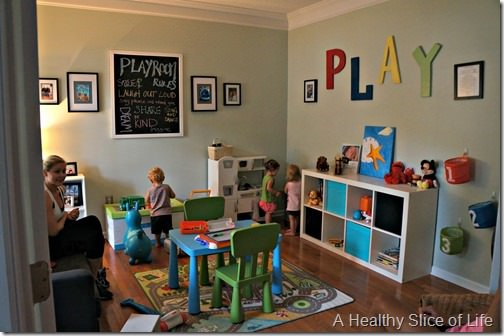 adorable play room - play group