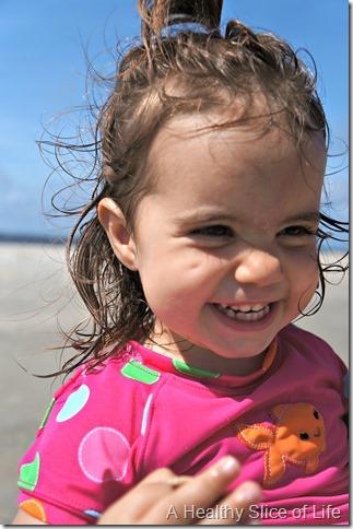 bald head island nc- beach baby