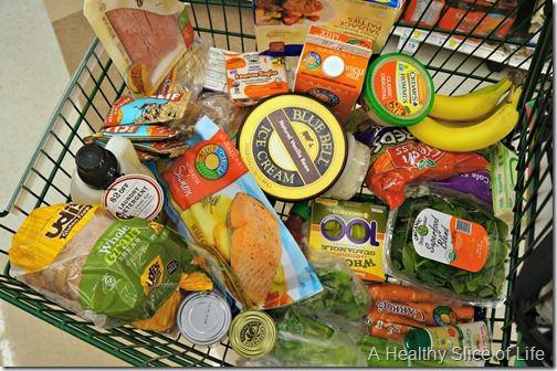lowe's food grocery cart