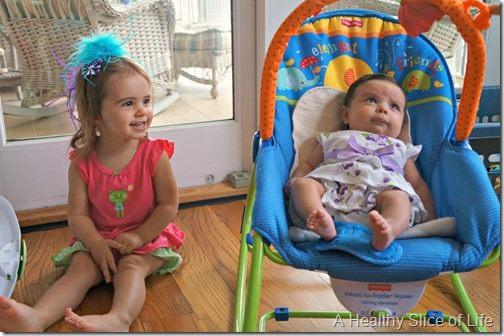 maya's baby shower- cousins