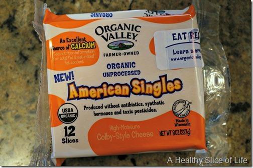 organic valley american singles