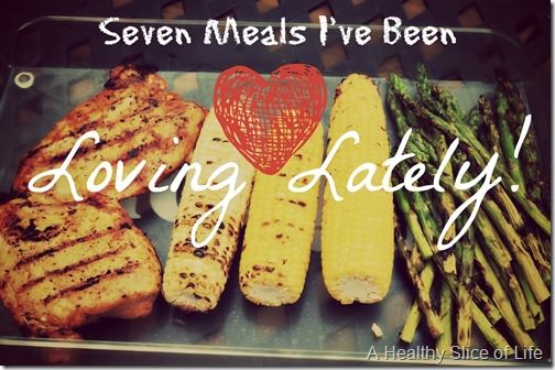 seven summer meals