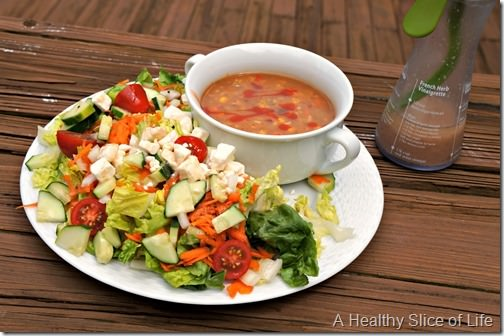 simple healthy meals- lunch