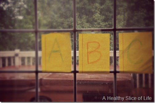 simple healthy meals- rainy afternoon toddler