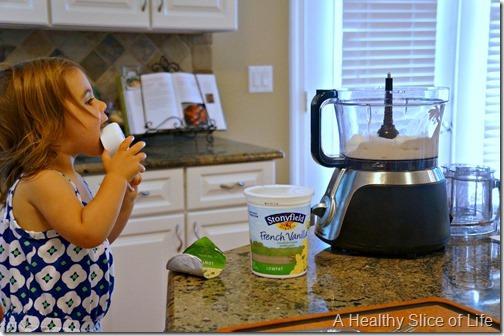 toddler friendly hidden berry cherry frozen yogurt pops- quality control